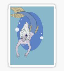 Prince Lotor Merman Sticker