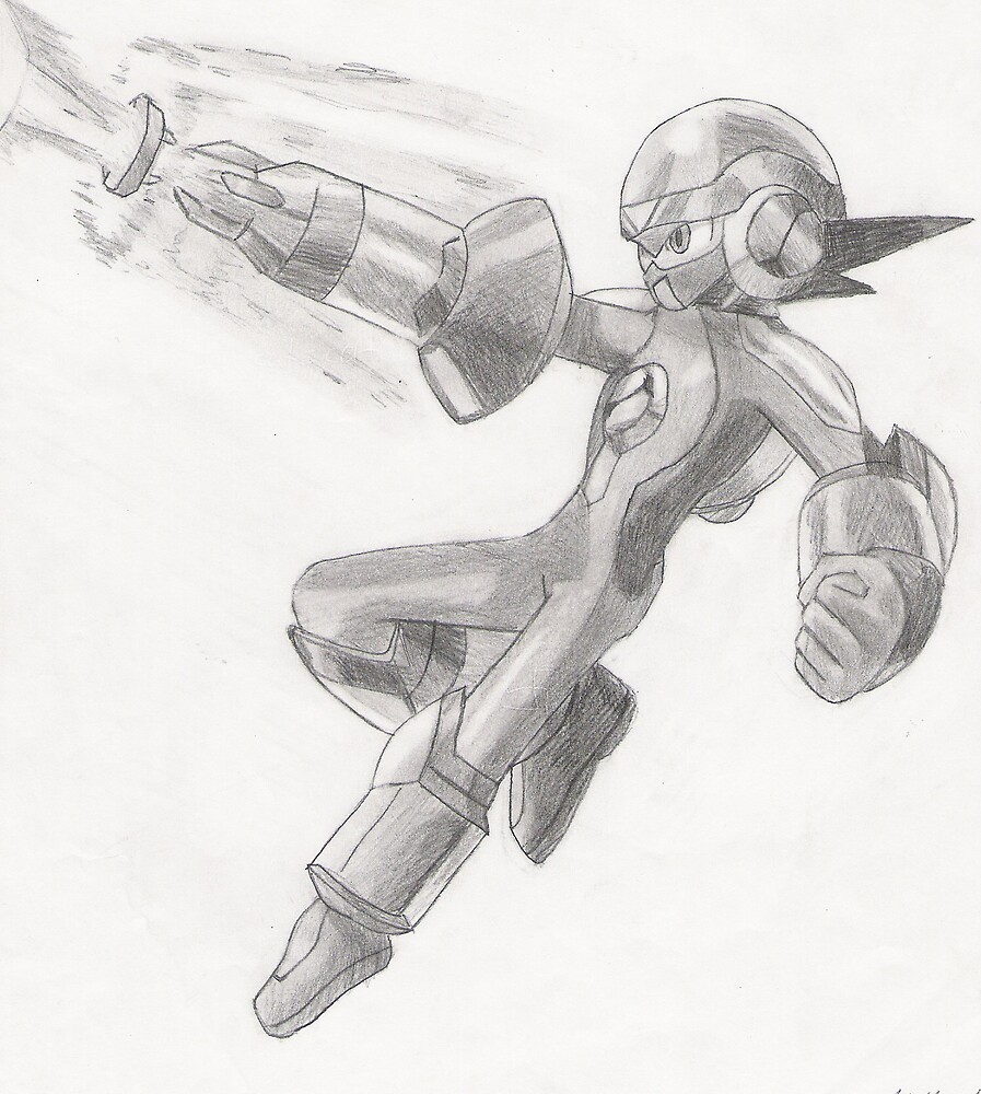 megaman by Andy Mainit
