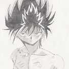 hiei by Andy Mainit