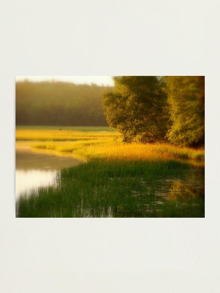 Alternate view of Breathe Photographic Print