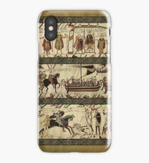 Bayeux Tapestry iPhone Case/Skin