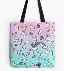 Unicorn Is That Girl That You Can't Catch Tote Bag