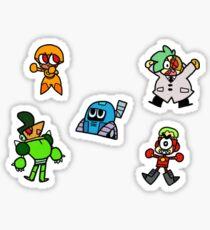 BOXMORE FAMILY SET!! Sticker