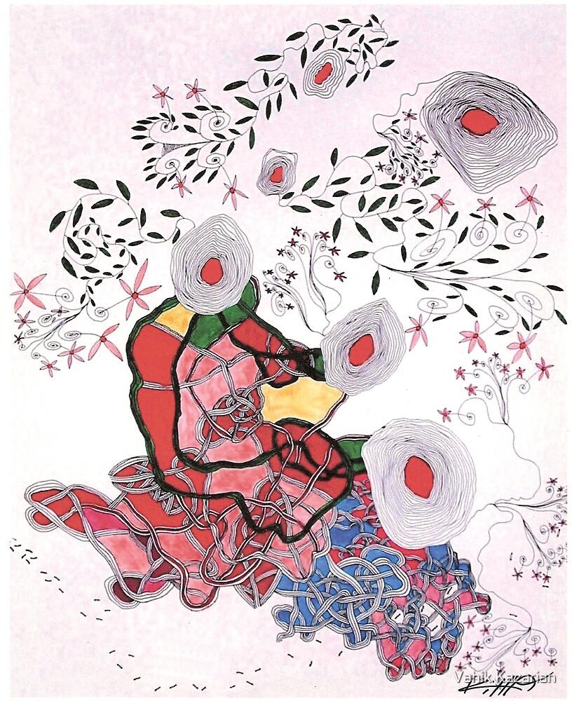 Untitled A13 by Vahik Kazarian