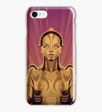 Metropolis Robot iPhone Case/Skin