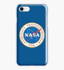 NASA - Astronaut Training Program iPhone Case/Skin