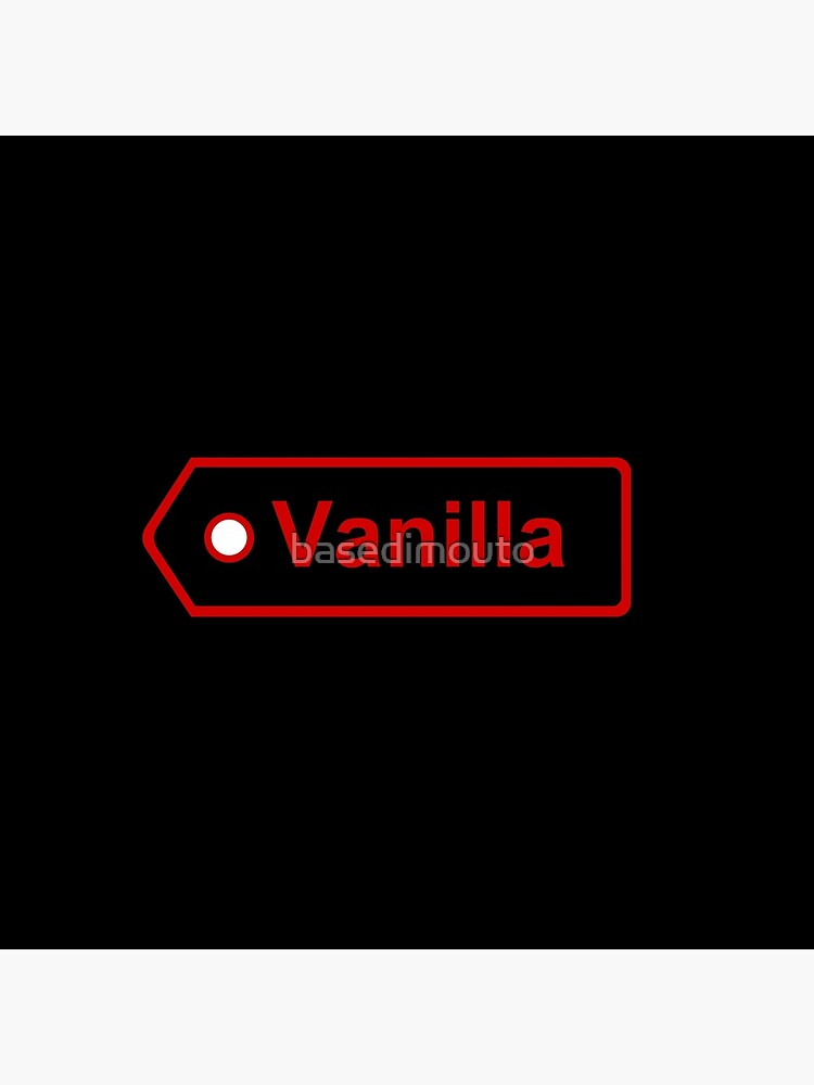 HH TAG VANILLA | Tote Bag