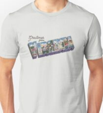 Greetings from Virginia 2a T-Shirt