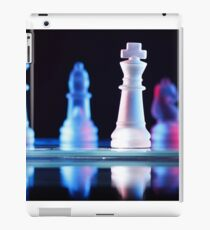 Glass Chess Pieces iPad Case/Skin