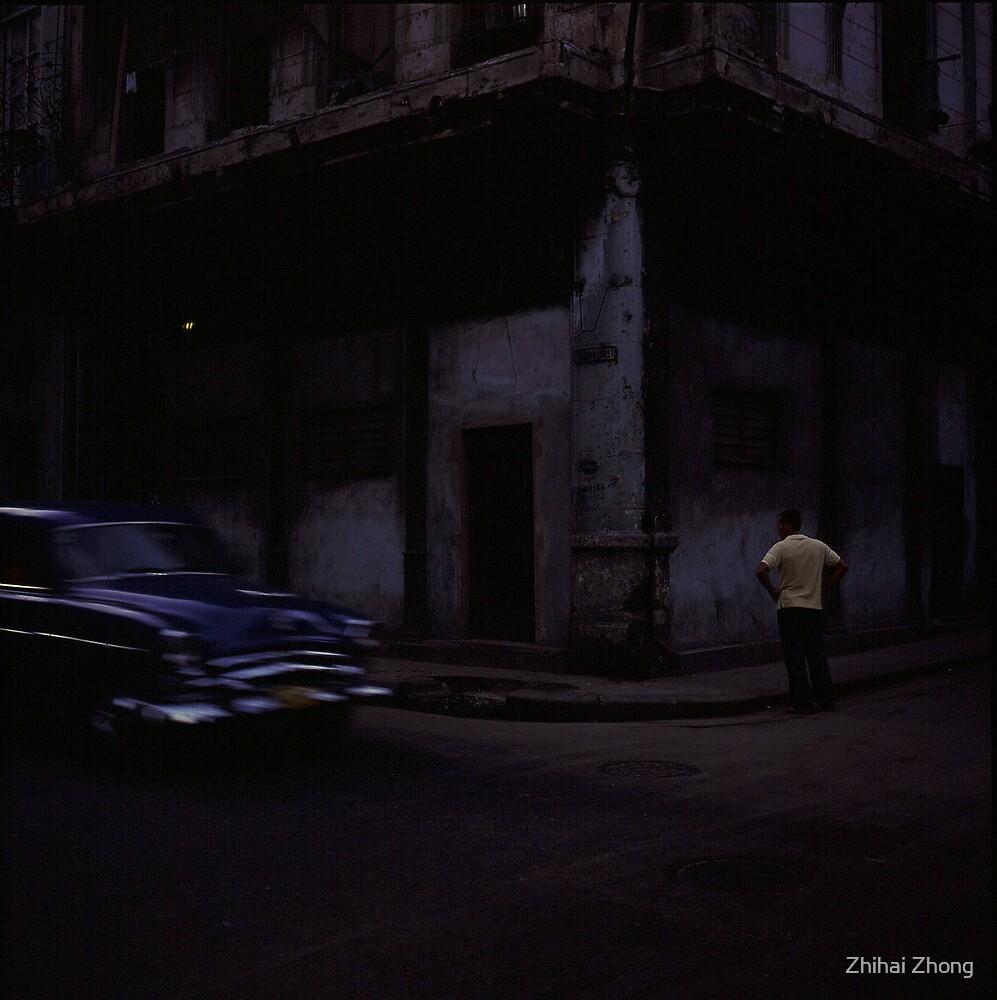Street Corner by Zhihai Zhong