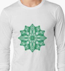 Mandala3 green T-Shirt