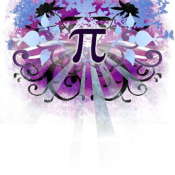 Beautiful Pi by sqbr