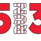 5Run3-Reds Style by jamdraws