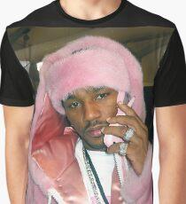Cam'ron Pink Haze Graphic T-Shirt