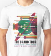 The Grand Tour (of Our Solar System) Unisex T-Shirt