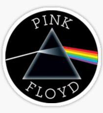 Pink Floyd prism logo Sticker