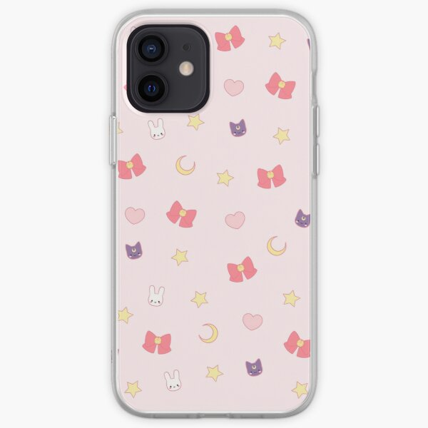 Moon Bunny iPhone Soft Case