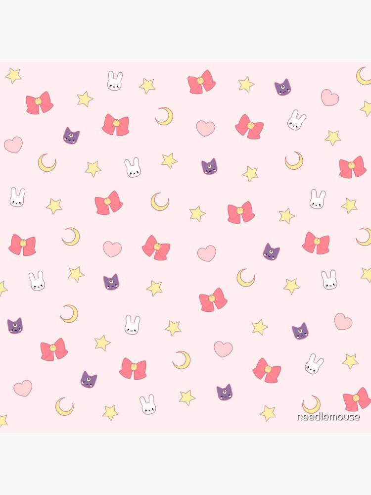 Moon Bunny by needlemouse