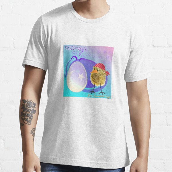 Two Scrambled Eggs - EGGsoteric Essential T-Shirt