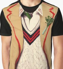 5th Doctor T Graphic T-Shirt