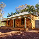 The Hill family homestead, Wilpena Pound by Mark Richards
