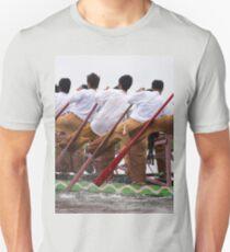 paddlers Unisex T-Shirt