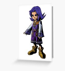 Legend of Zelda (Majora's Mask) Kafei Greeting Card