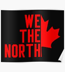 WE THE NORTH Poster