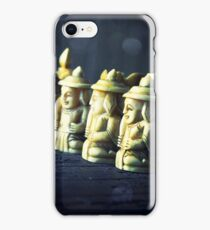 All the King's Men iPhone Case/Skin