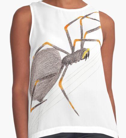Spider Sleeveless Top