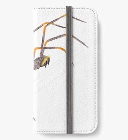 Spider iPhone Wallet