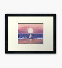 Flagler Beach Dream Framed Print