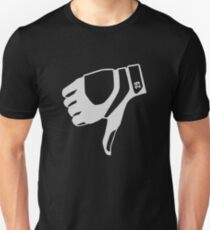 thumbs down shirt T-Shirt
