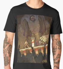 Masks of Nyarlathotep - The Black Pharaoh - Art by Andrey Fetisov Men's Premium T-Shirt