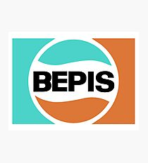 bepis aesthetic Photographic Print