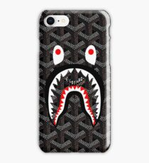 srak black iPhone Case/Skin