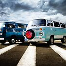 Kombi Heaven by Tony Lomas