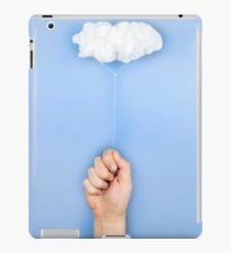 My cloud balloon iPad Case/Skin