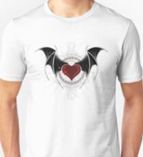 Vampire heart with wings T-Shirt