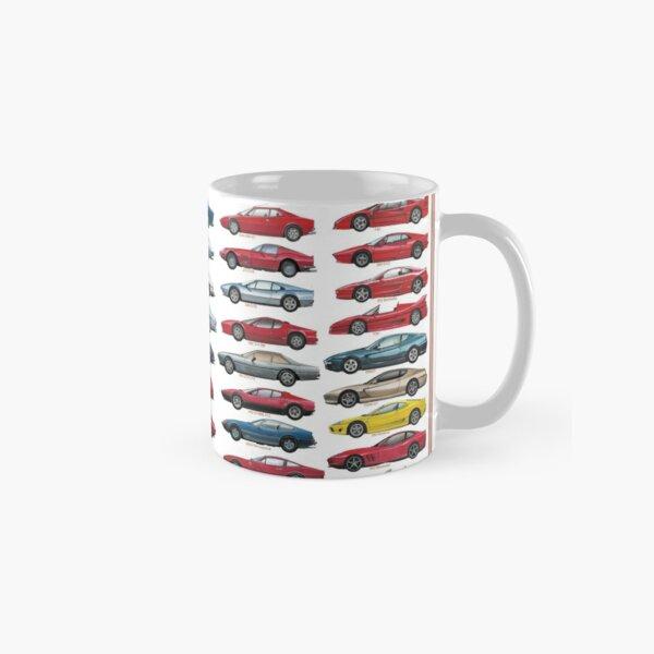 Italian Sportscars 1 Classic Mug