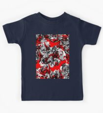 Roses Wild RED Kids Clothes