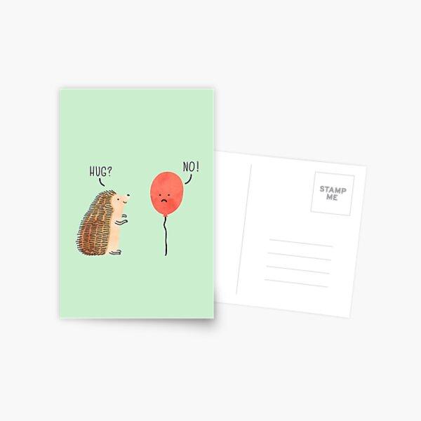 impossible love Postcard