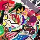 Abstract Interior #38 by Lisa V Robinson