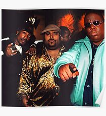 Big pun with some random people Poster