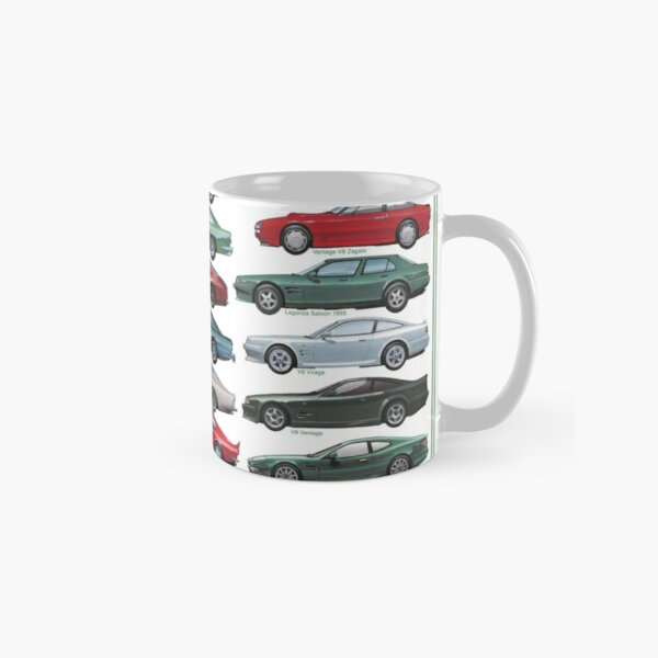 British Sportscars 1 Classic Mug