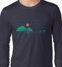 Island Folk Long Sleeve T-Shirt
