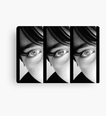 The Childs Eye Canvas Print