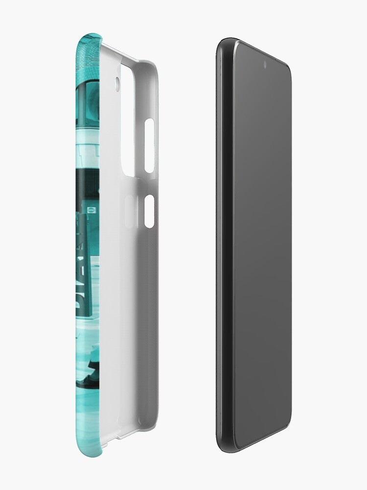 Alternate view of Bob Robert iPhone Samsung mobile case Case & Skin for Samsung Galaxy