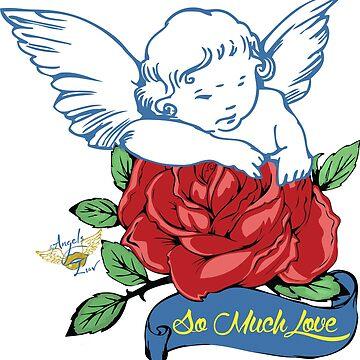 Angel Love, Guardian Angel, Spiritual, Love by Angels-Luv