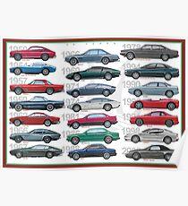 Maserati Poster Poster